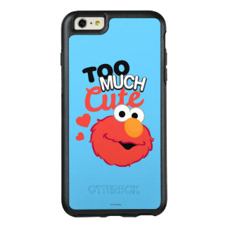 Too Much Cute Elmo OtterBox iPhone 6/6s Plus Case