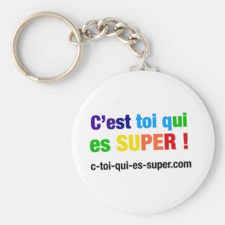 too much super keychain