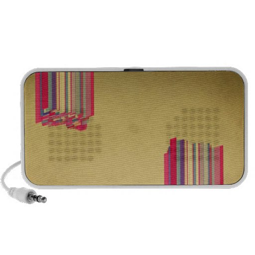 Too Retro Doodle iPod Speaker