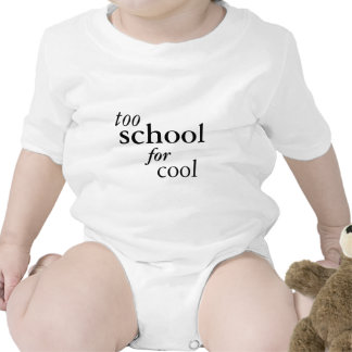 Too School for Cool - Baby Creeper