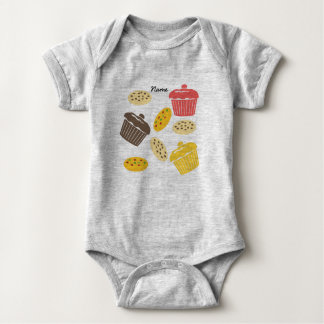 Too sweet for words baby bodysuit