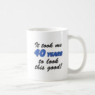 Took Me 40 Years Coffee Mug