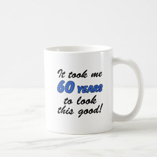 Took Me 60 Years Coffee Mug