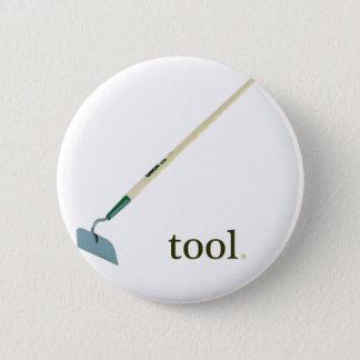 tool 6 cm round badge