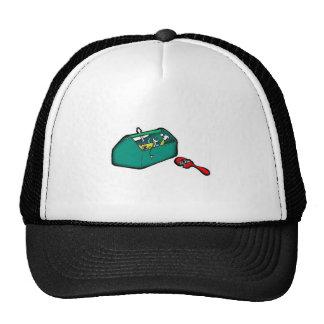 Tool Box Mesh Hats