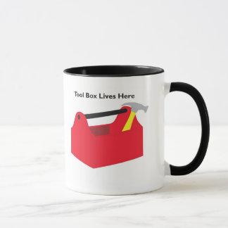 Tool Box Mug