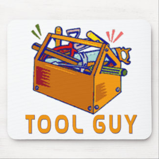 TOOL GUY MOUSEPAD