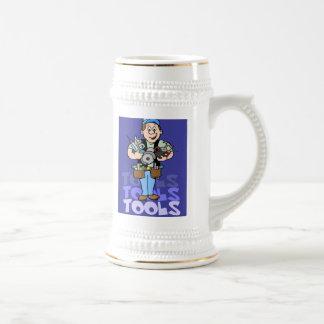Tool Guy Stein Beer Steins