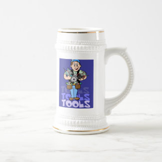 Tool Guy Stein Mug