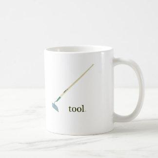 tool basic white mug