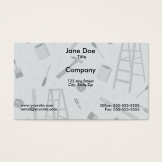 Tool Time Business Card