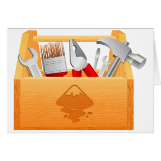 Toolbox Note Cards