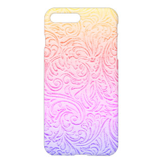 Tooled Leather Kawaii Western Cottage iPhone 8 Plus/7 Plus Case