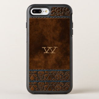Tooled Leather Look Otterbox iPhone 7 Plus Case