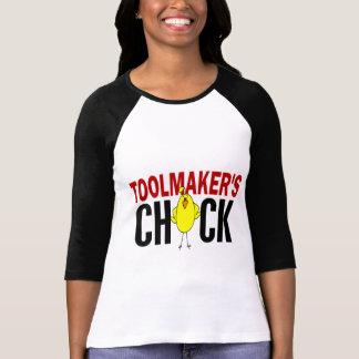 Toolmaker's Chick T-Shirt