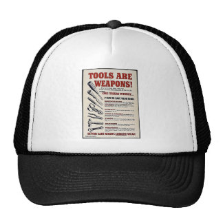 Tools Are Weapons! Hat