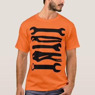 Tools - black T-Shirt