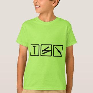 Tools - carpenter T-Shirt