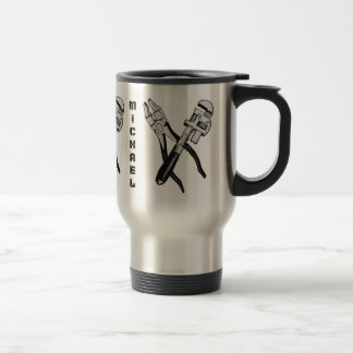 TOOLS custom monogram mugs