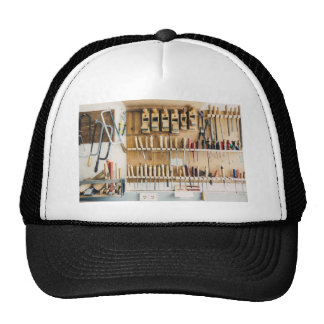 Tools DIY enthusiast Dad Fathers Day Cap
