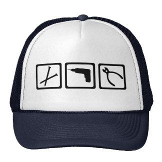 Tools Mesh Hats