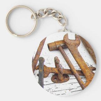Tools Key Ring