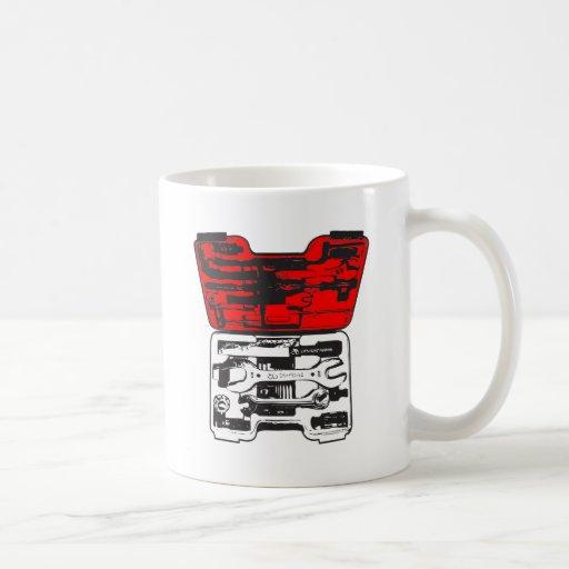 TOOLS COFFEE MUGS