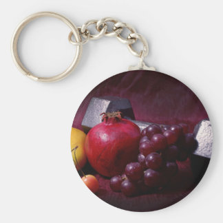 Tools of the Trade Basic Round Button Key Ring