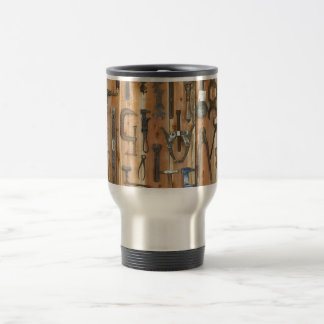 Tools of the Trade Stainless Steel Travel Mug