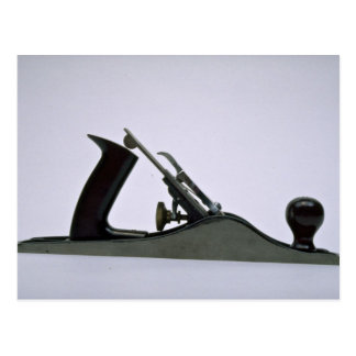 Tools of Trade- Standard plane profile Post Cards