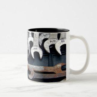 Tools Two-Tone Mug