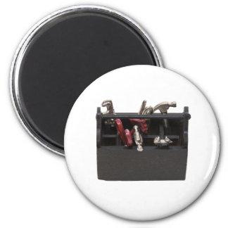 ToolsMiniatureA070109 6 Cm Round Magnet