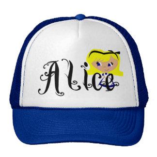 Toon Alice - Alice's Adventures in Wonderland Trucker Hat