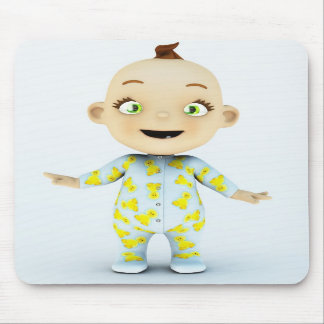 toon baby mouse pads