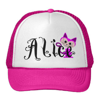 Toon Cheshire Cat - Alice in Wonderland Cap