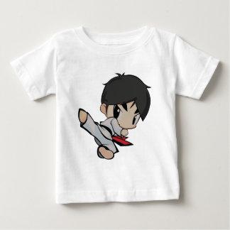 Toon Kick Baby T-Shirt