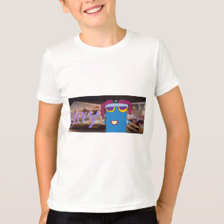 Toon Larry House Party Adventures T-Shirt