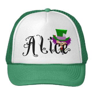 Toon Mad Hatter - Alice's Adventures in Wonderland Cap