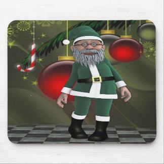 toon santa mousepad