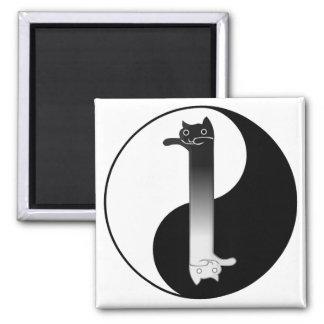 Toon Tao of Longcat Square Magnet