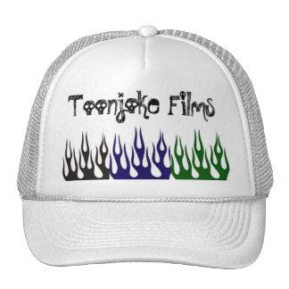 Toonjoke Films Flame Cap Hats