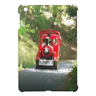 Toot Toot the Red train is coming Toot Toot iPad Mini Case