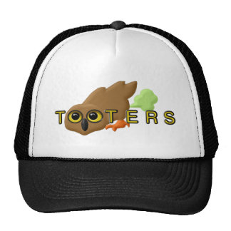 Tooters Trucker Hats