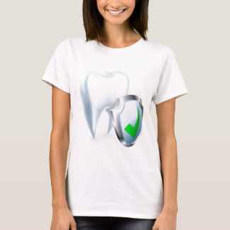 Tooth and Shield Concept T-Shirt