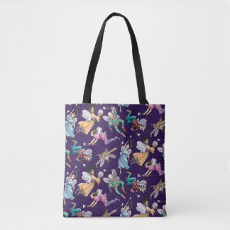 """""""Tooth Fairy Collection"""" Tote Bag, Medium"""
