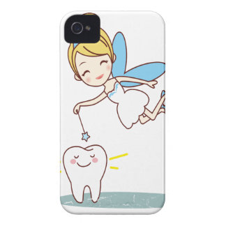 Tooth Fairy Day - Appreciation Day iPhone 4 Cover
