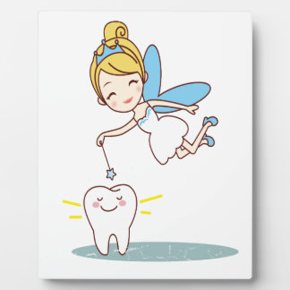 Tooth Fairy Day - Appreciation Day Plaque