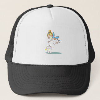 Tooth Fairy Day - Appreciation Day Trucker Hat