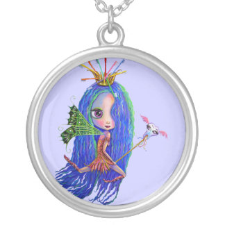 Tooth Fairy Doll Necklace