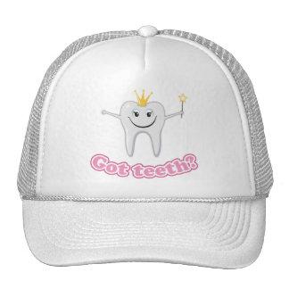 Tooth fairy got teeth cap